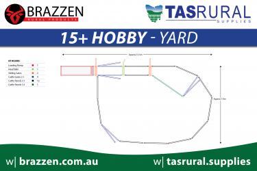 15+ Hobby yard