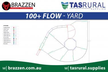 100+ flow yard
