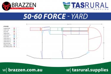 50-60 force yard