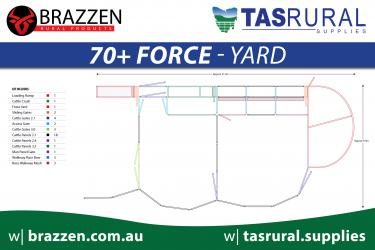 70+ force yard