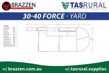 30-40 force yard